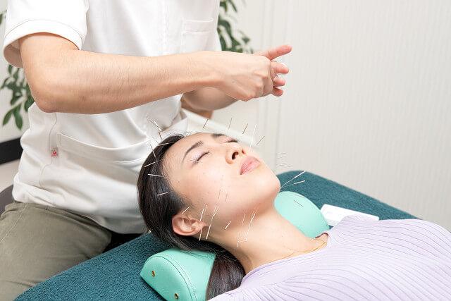 美容鍼の第一人者からの推薦を受ける施術内容